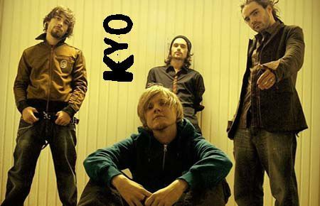 French band Kyo is lead by a Benoit, from over-blog.com