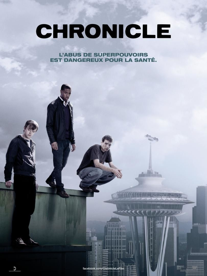 Chronicle film streaming