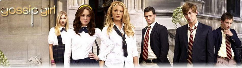 Gossip girl dans Cinema entete1