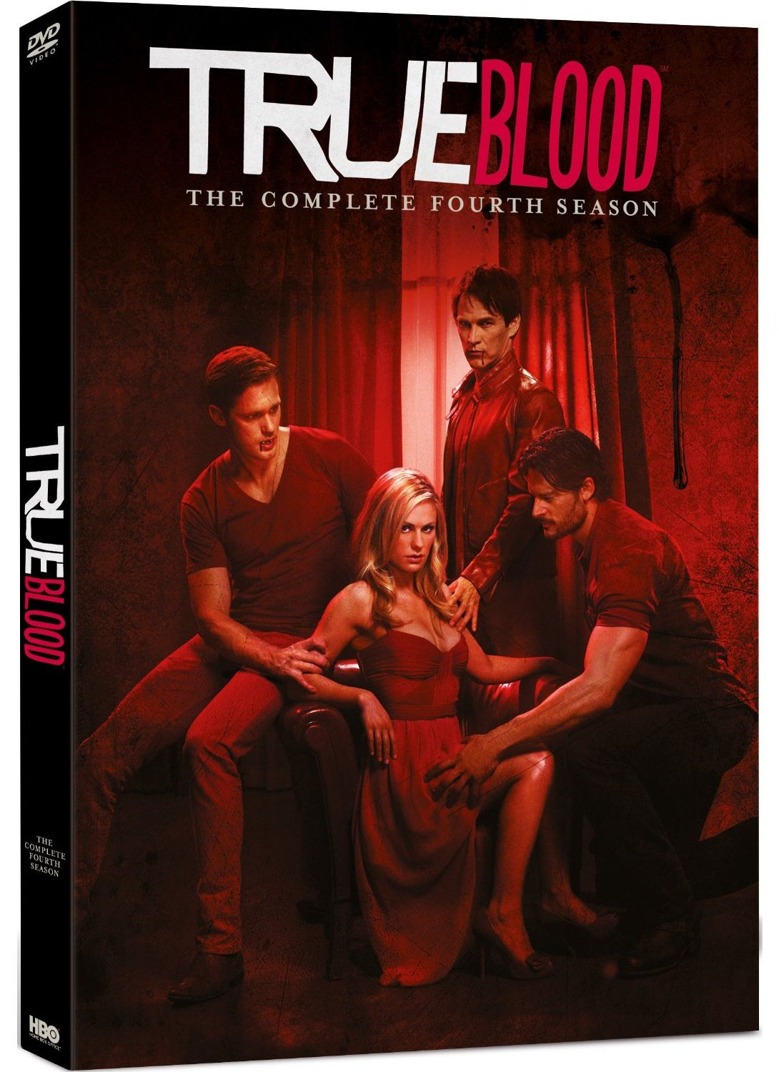 [MULTI] True Blood - Saison 1 , 2 , 3 Et 4[HDTV]